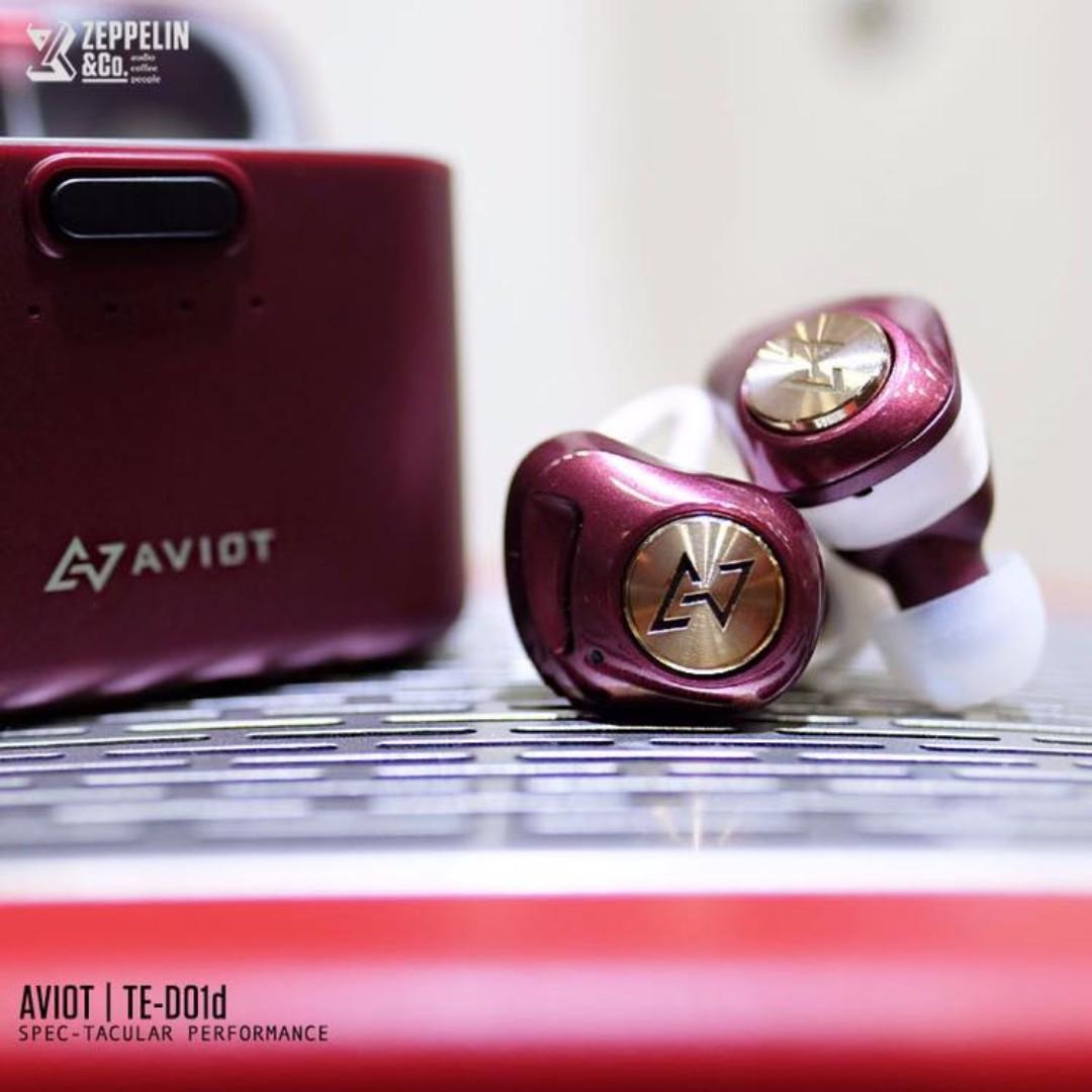 AVIOT | TE-D0Id True Wireless