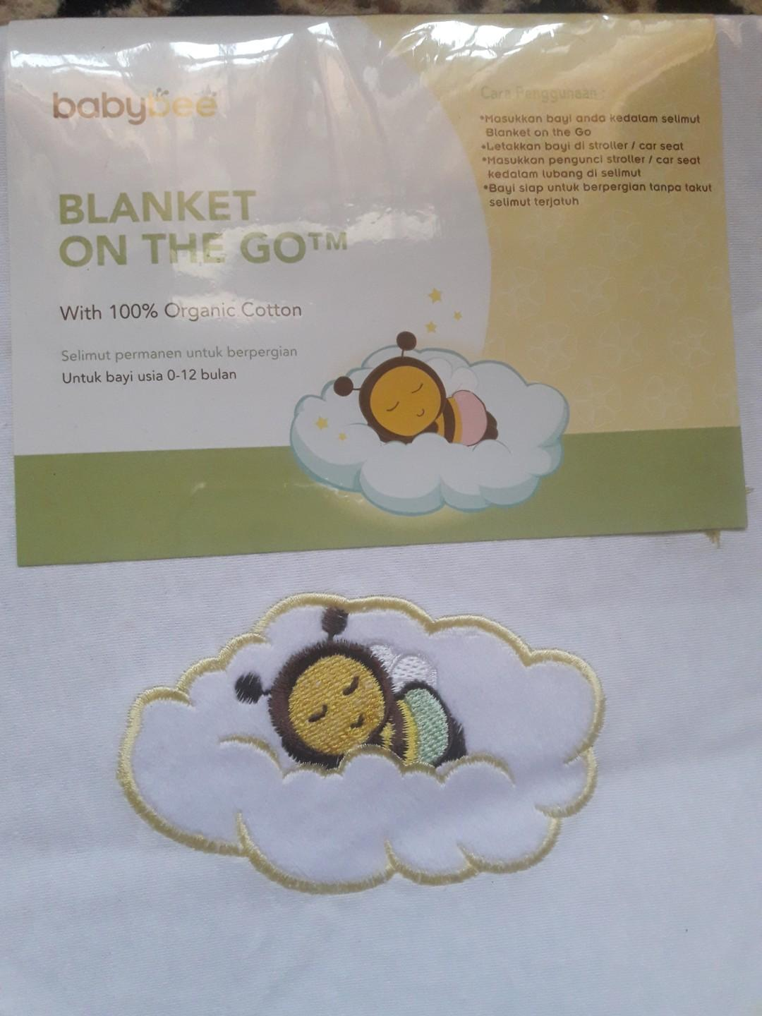 Blanked on the go Babybee