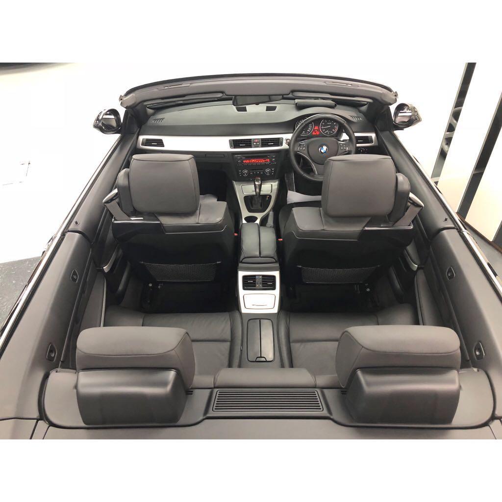 BMW 325I Cabrio 2007