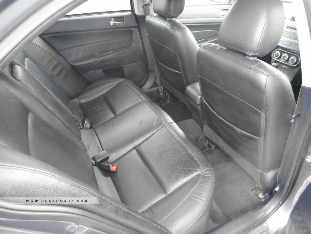 Cheapest Long Term Rental Mitsubishi Lancer 2.0A