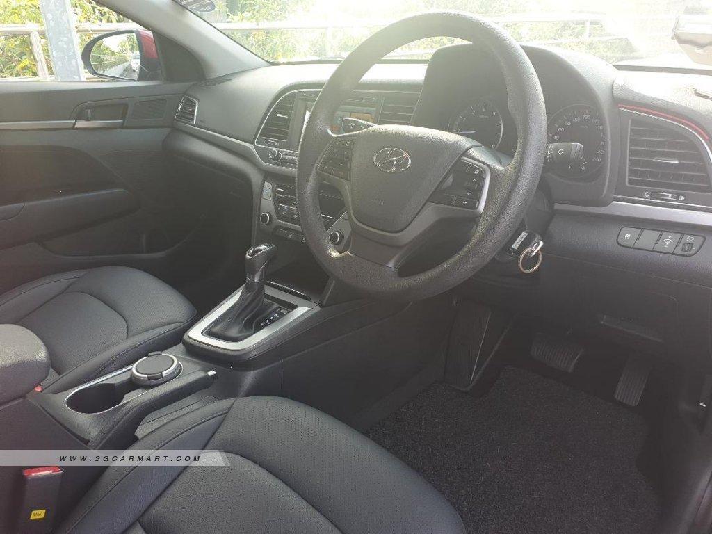 Cheapest LongTerm Rental Hyundai Elantra 1.6A