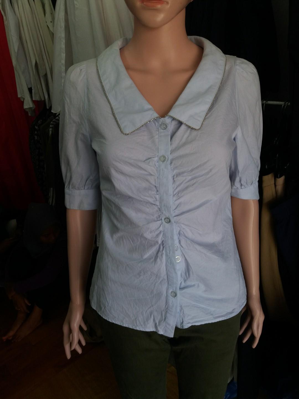 Cl uniqlo & blouse m