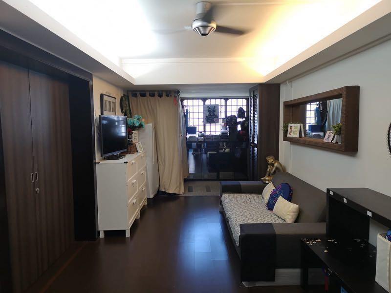 Corner 3rm High Floor Mins to Ang Mo Kio MRT! Grab Now!  Blk 442 Ang Mo Kio Ave 10