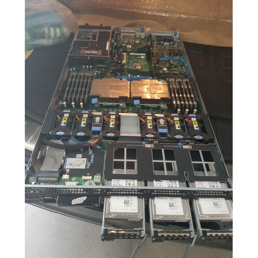 Dell Poweredge R610 Server - just decommissioned from data