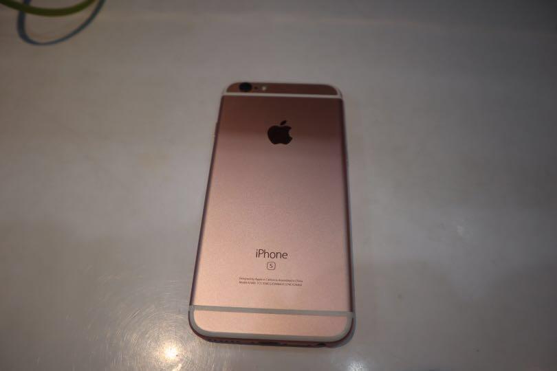 DIJUAL CEPAT! Iphone 6S 16GB