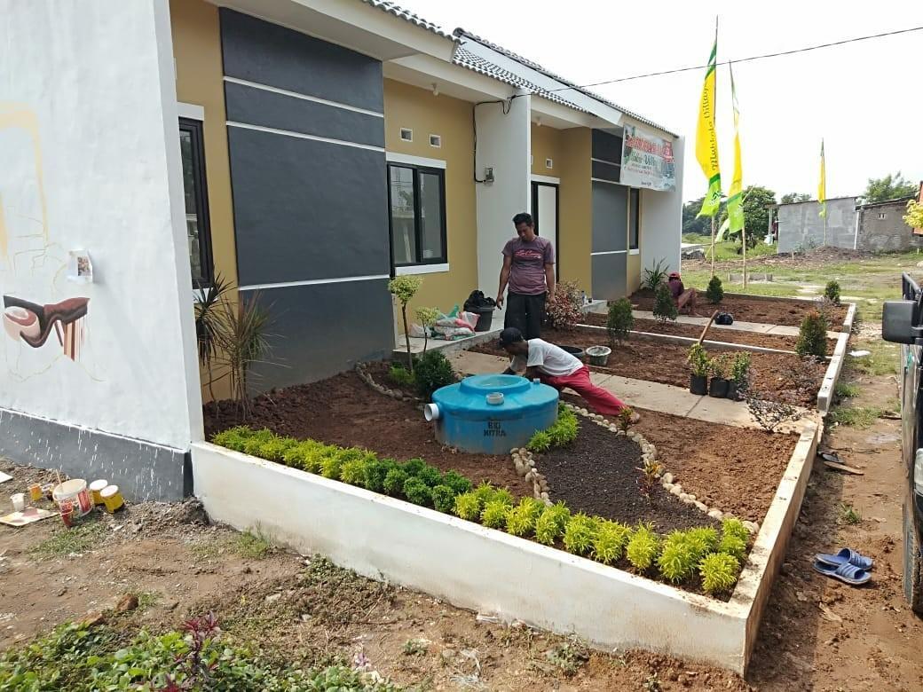 Rumah Subsidi + Gratis Mesin Cuci