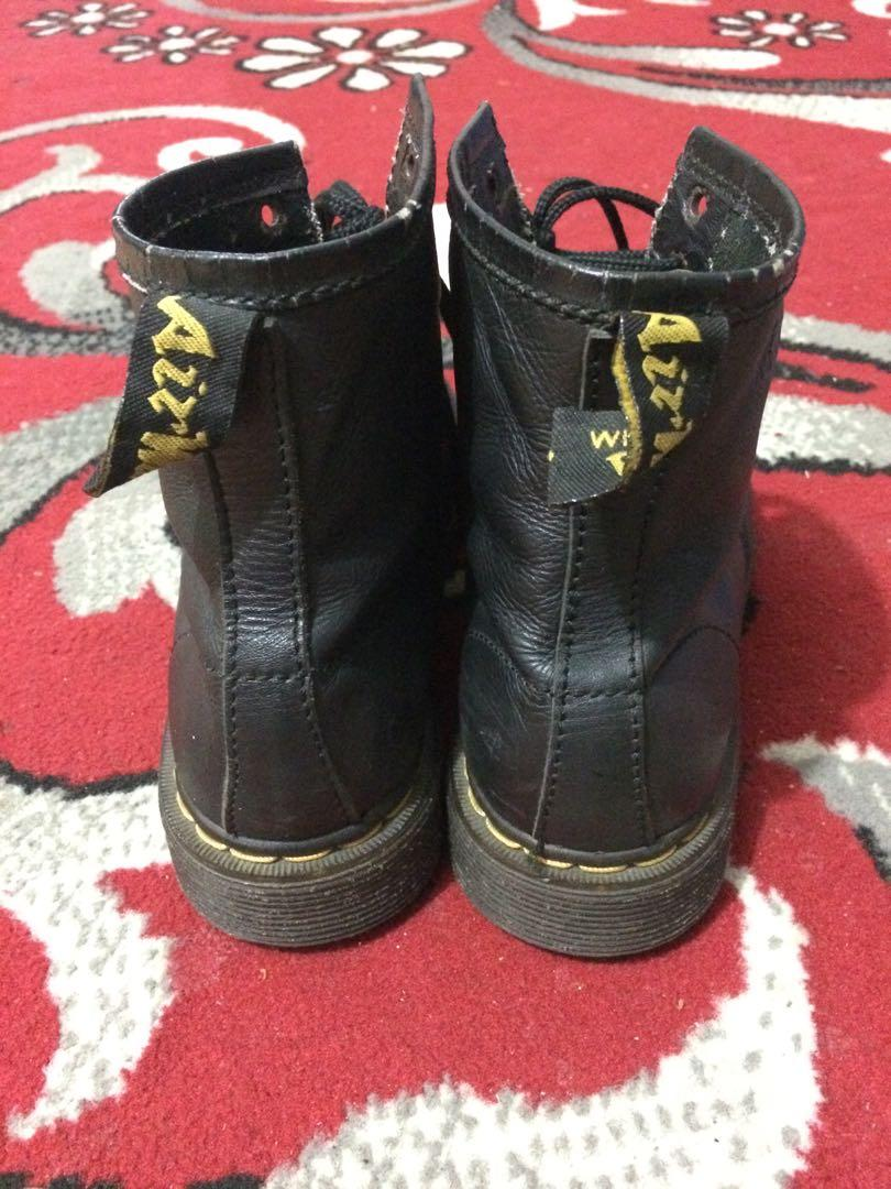 Dr Martens 8 Hole Made In England