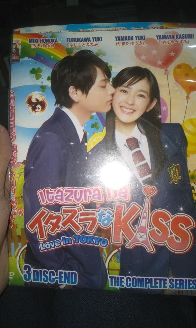 DVD Drama Jepang (Harga Satuan)