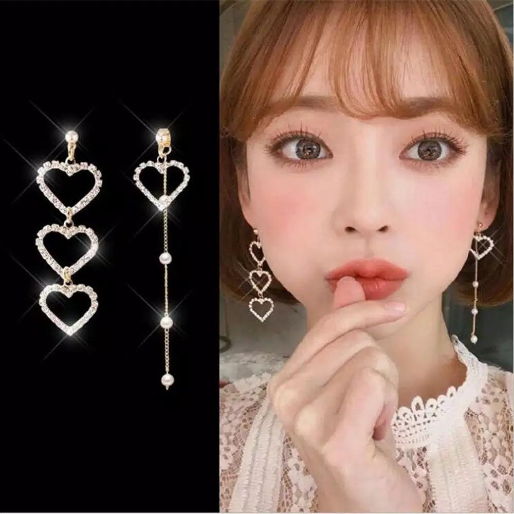 Earrings korean