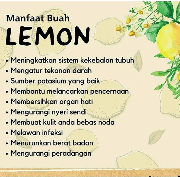 Fleco Lemon sma fleco juice dari bawang putih dan bahan lainnya
