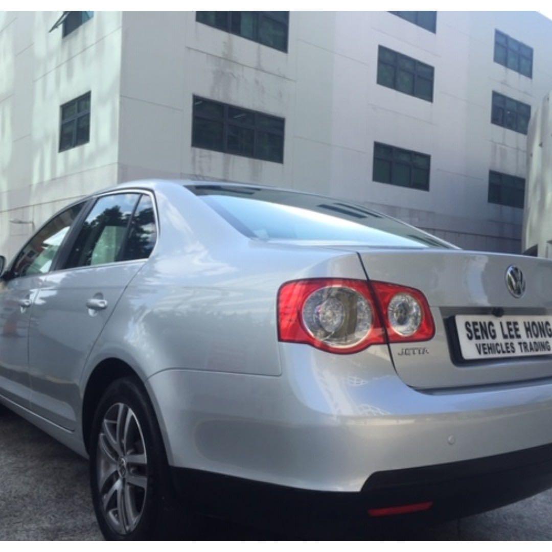 GRAB CAR / Go – Jek / Tada / Ryde -  Volkswagen Jetta Sport