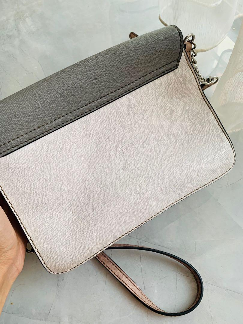 GUESS Sling Bag + Wallet