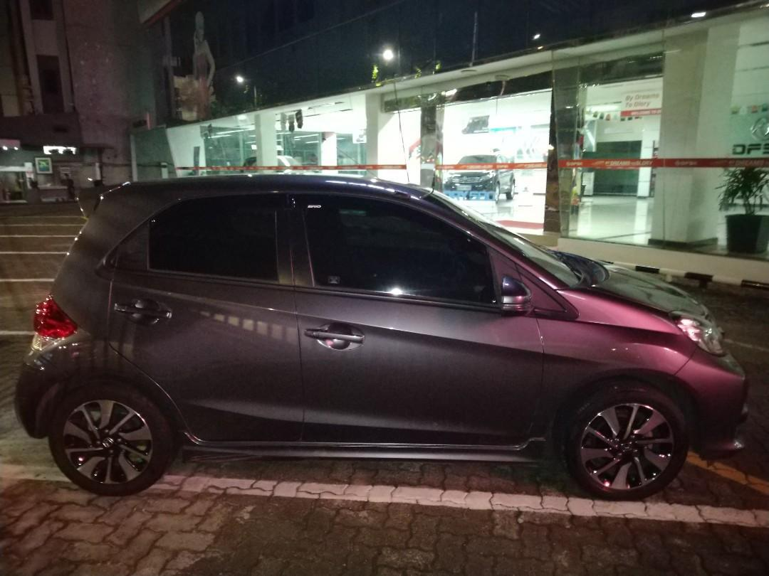 Honda Brio RS 2017 MT
