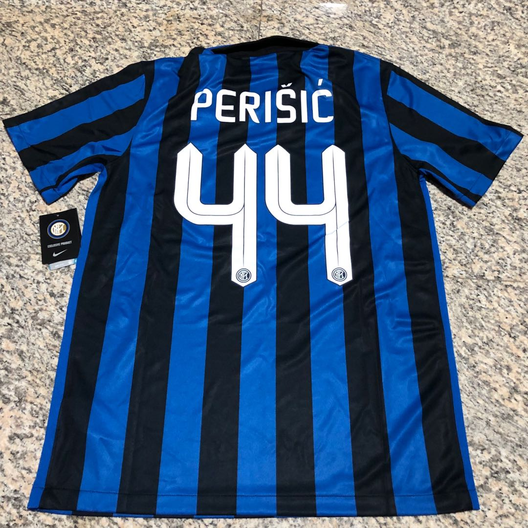 reputable site 05994 8a1b3 Inter Milan 2015/16 Perisic Jersey