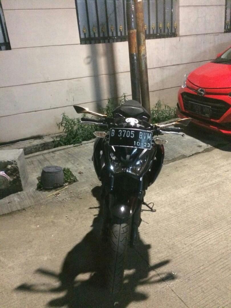 Kawasaki Ninja 2 Silinder