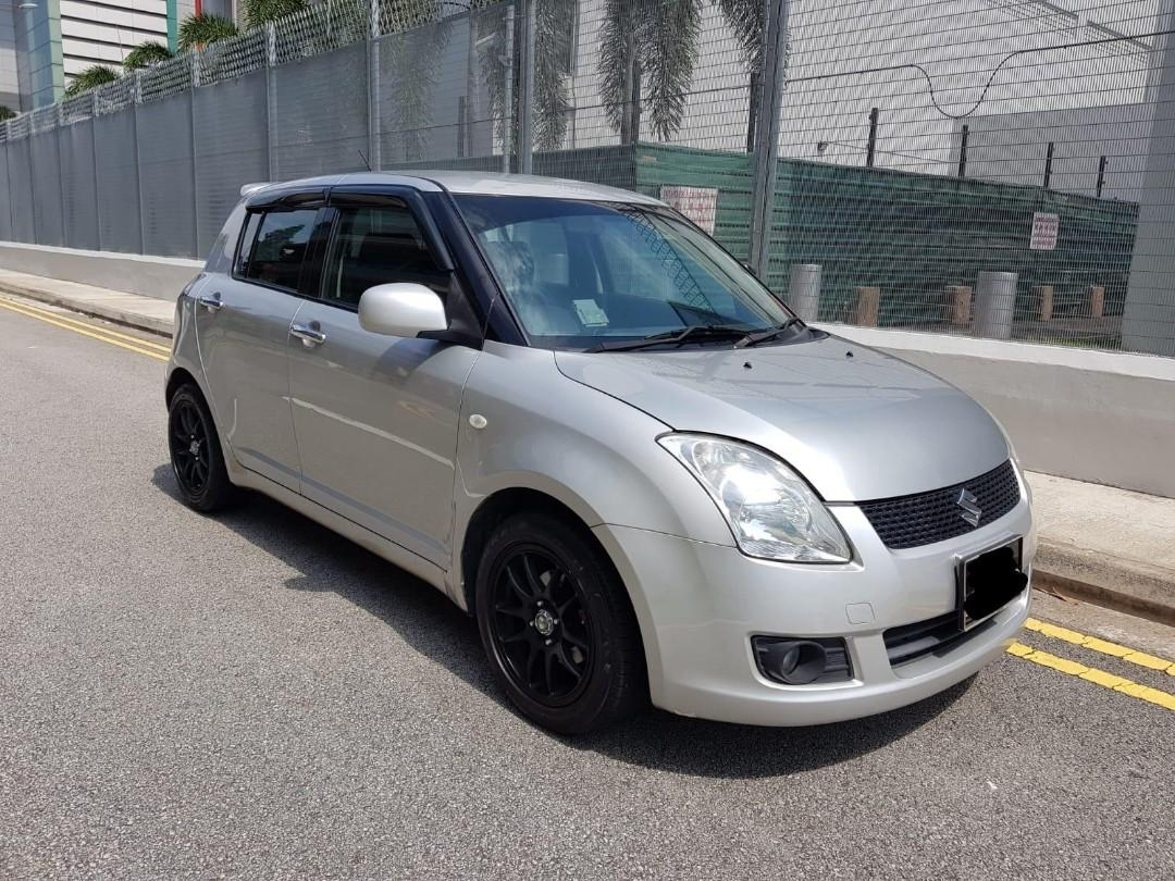 *KERETA SINGAPORE*🇸🇬🇸🇬🇸🇬 *JOIN GROUP WASAP 12👇 https://chat.whatsapp.com/KbcPwtnB4SwETD5Yt7qHLZ SUZUKI SWIFT 1.3A JB *RM 4 500*  JB Wasap.my/60126373536 *WANT SELL BACK YOUR SCRAP CAR?LET ME HELP😊*