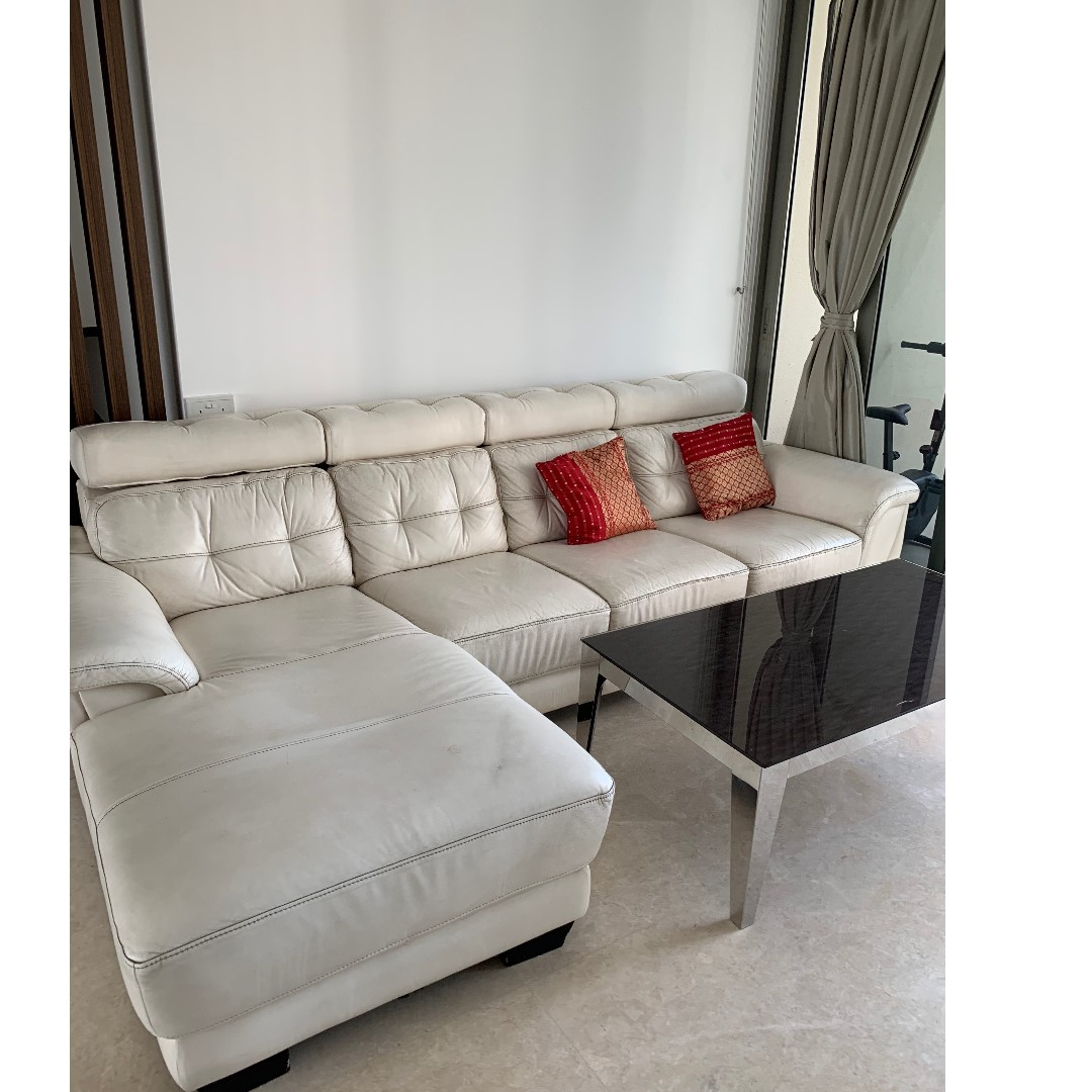 Living Room L Shaped Sofa Set For Sale 3 Seaters