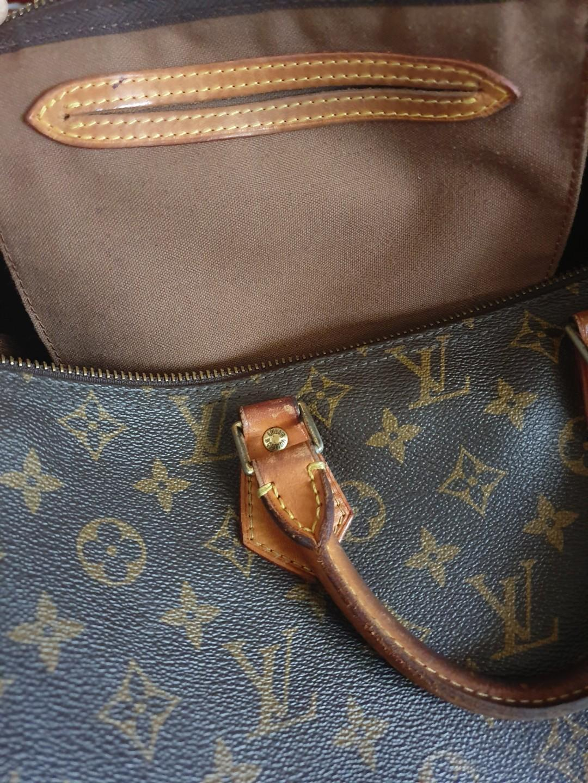 Louis Vuitton Speedy 40cm #mauthr