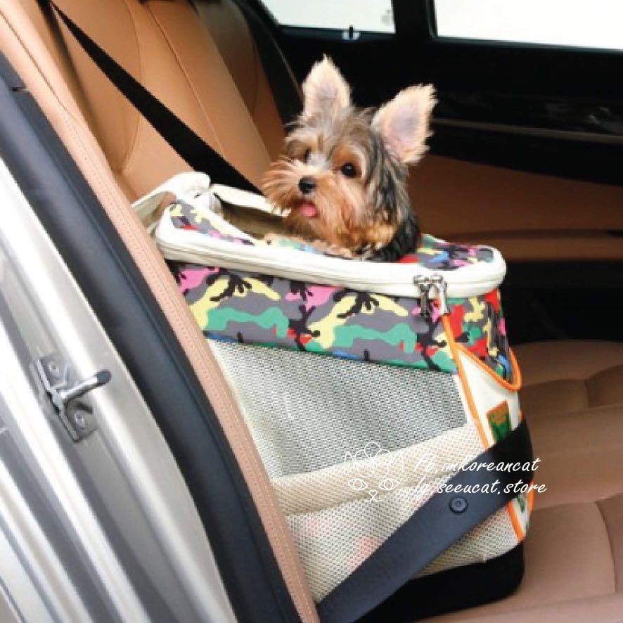 🎏Lovable貓狗用外出背包🐈4款可選