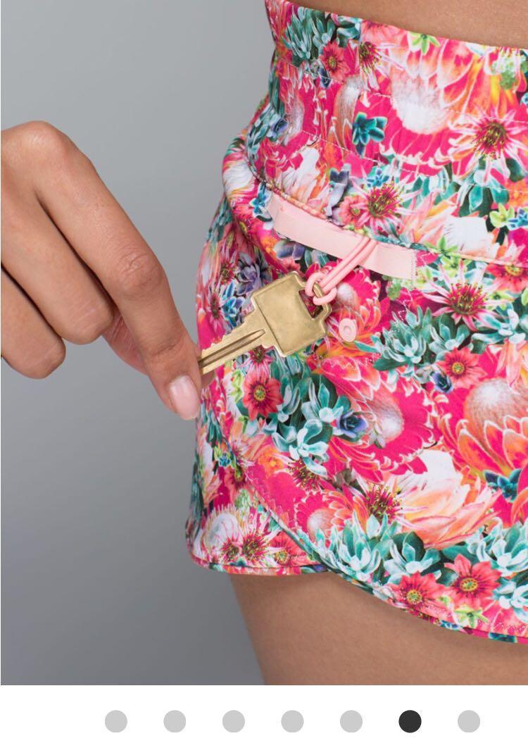 Lululemon reversible swim shorts sz6/S