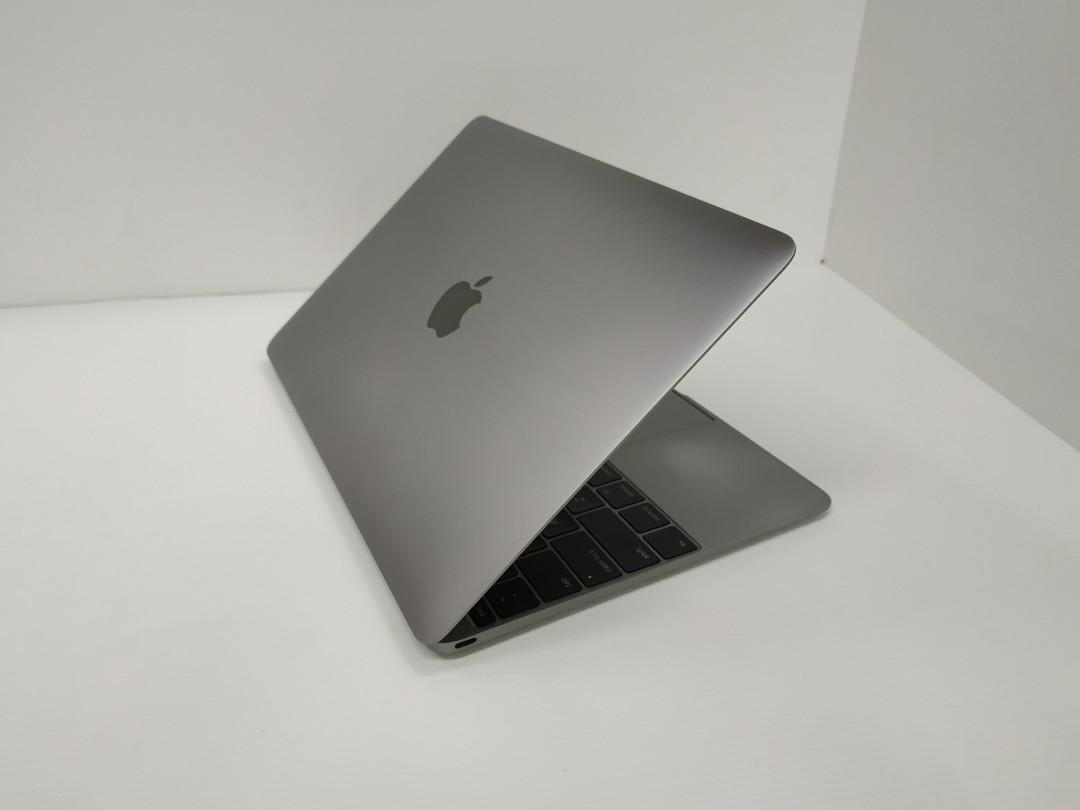 MacBook Retina 12 Inch Early 2016 Space Grey