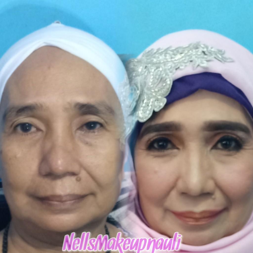 Makeup Pesta Nenek