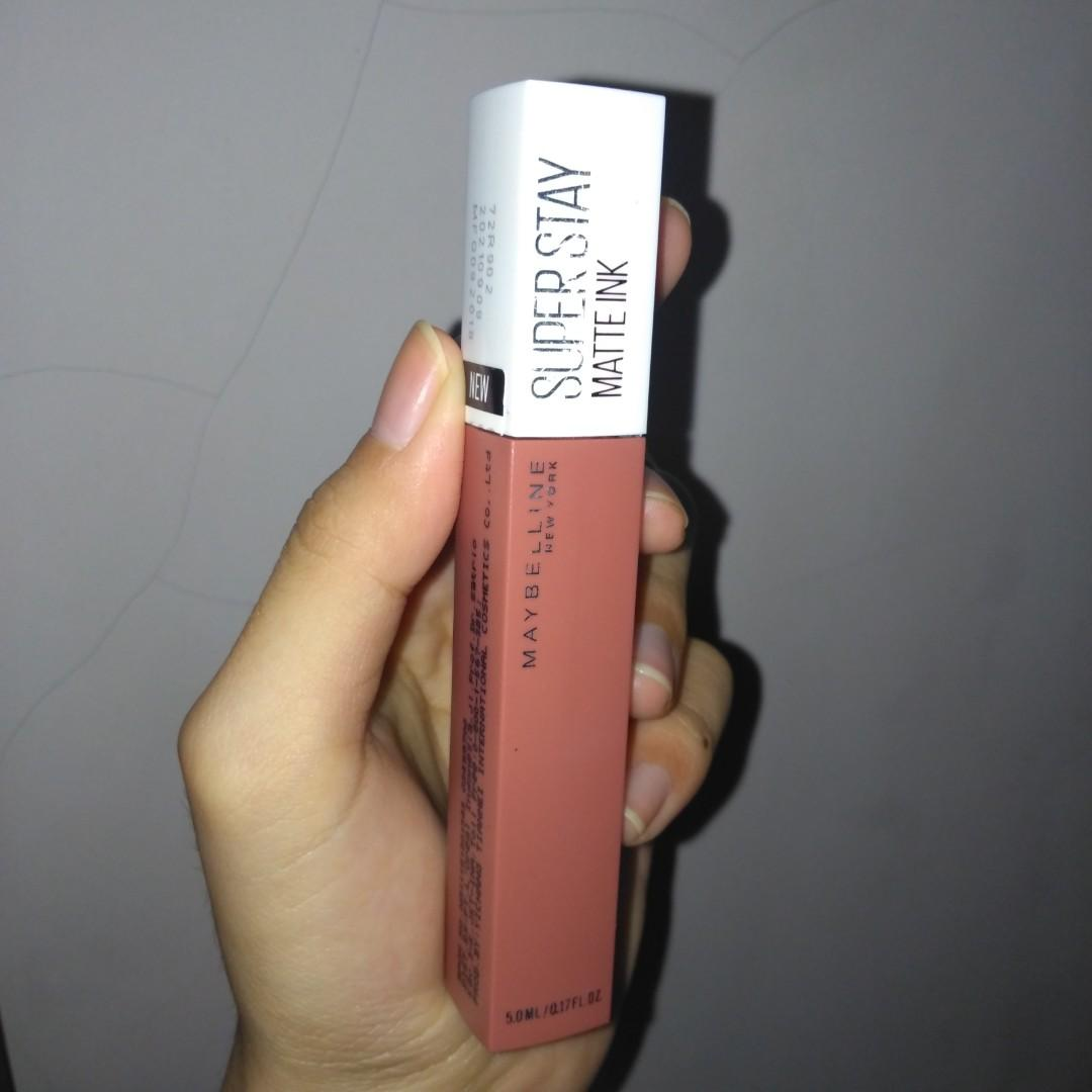 Maybelline Super Stay Matte Ink 65 seductress