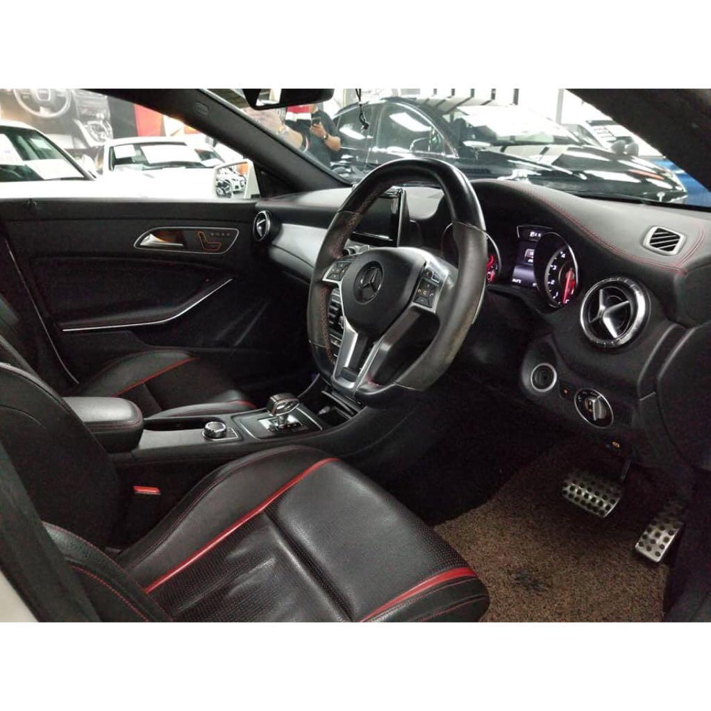 MERCEDES-BENZ CLA45 2013