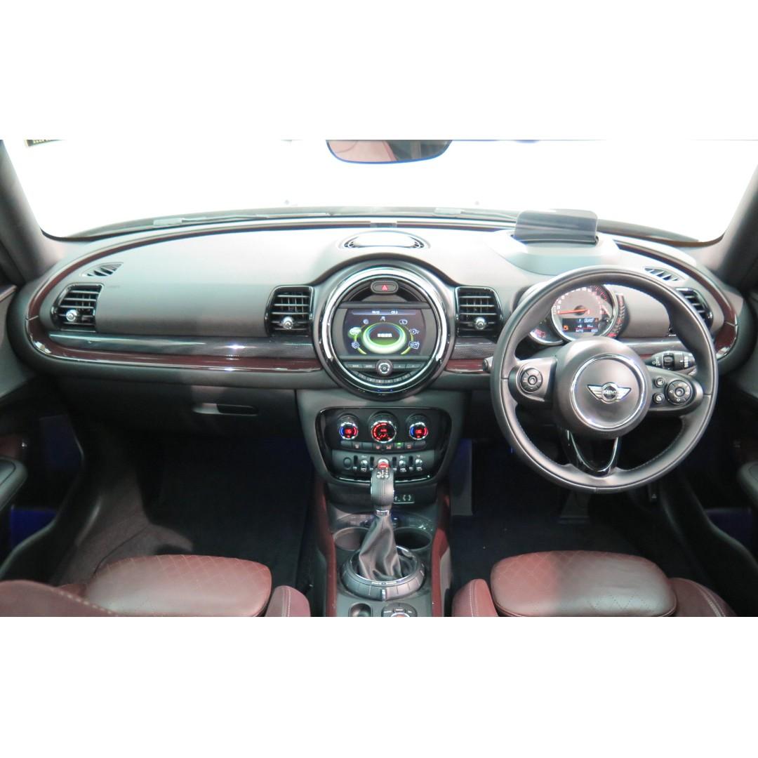 MINI Cooper S Clubman Automatic 2016'