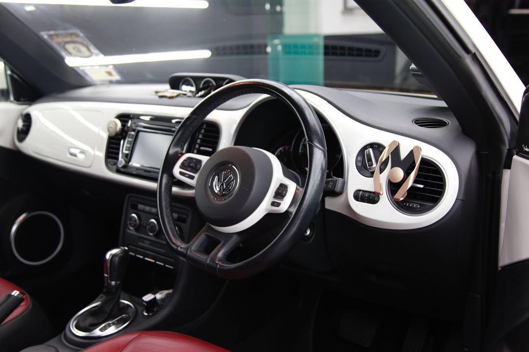 MS3 ceramic coating for VW Beetle