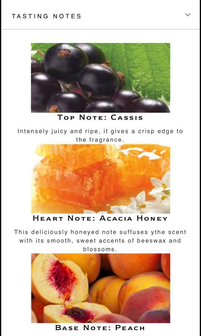 *NEW* JO MALONE Nectarine Blossom and Honey Cologne 30ml
