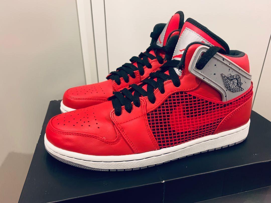 sports shoes 2a2d0 4c1a0 Nike air jordan 1 retro '89, us8, Men's Fashion, Footwear ...