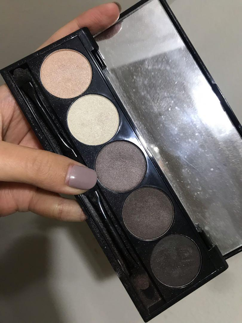 Nyx Eyeshadow 5 Warna