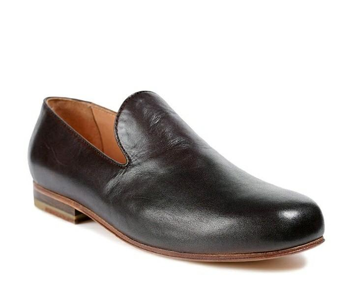 Passo Dark Brown pantofel