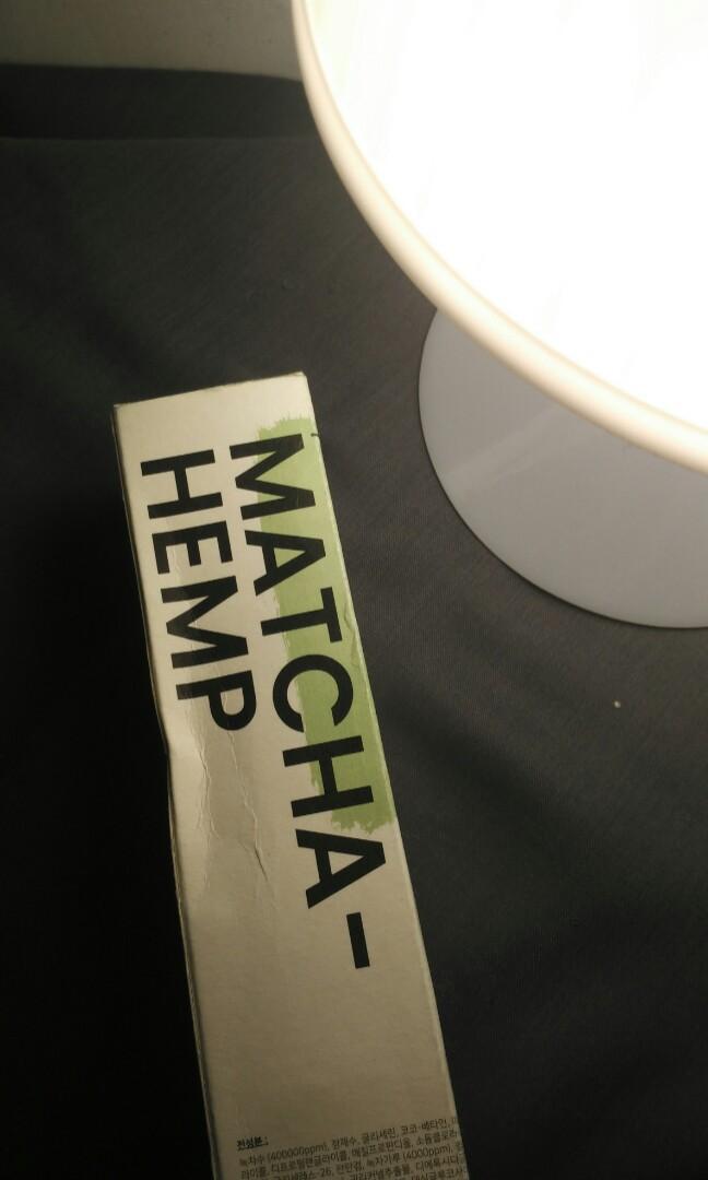 [Preloved] Krave Beauty - Matcha Hemp Hydrating Cleanser