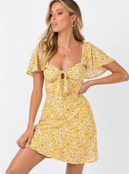 Princess Polly Just a Lover mini dress