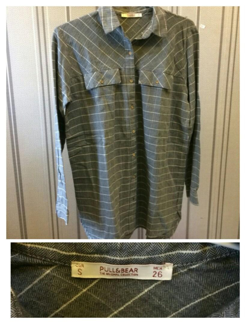Pull and bear stripe size s