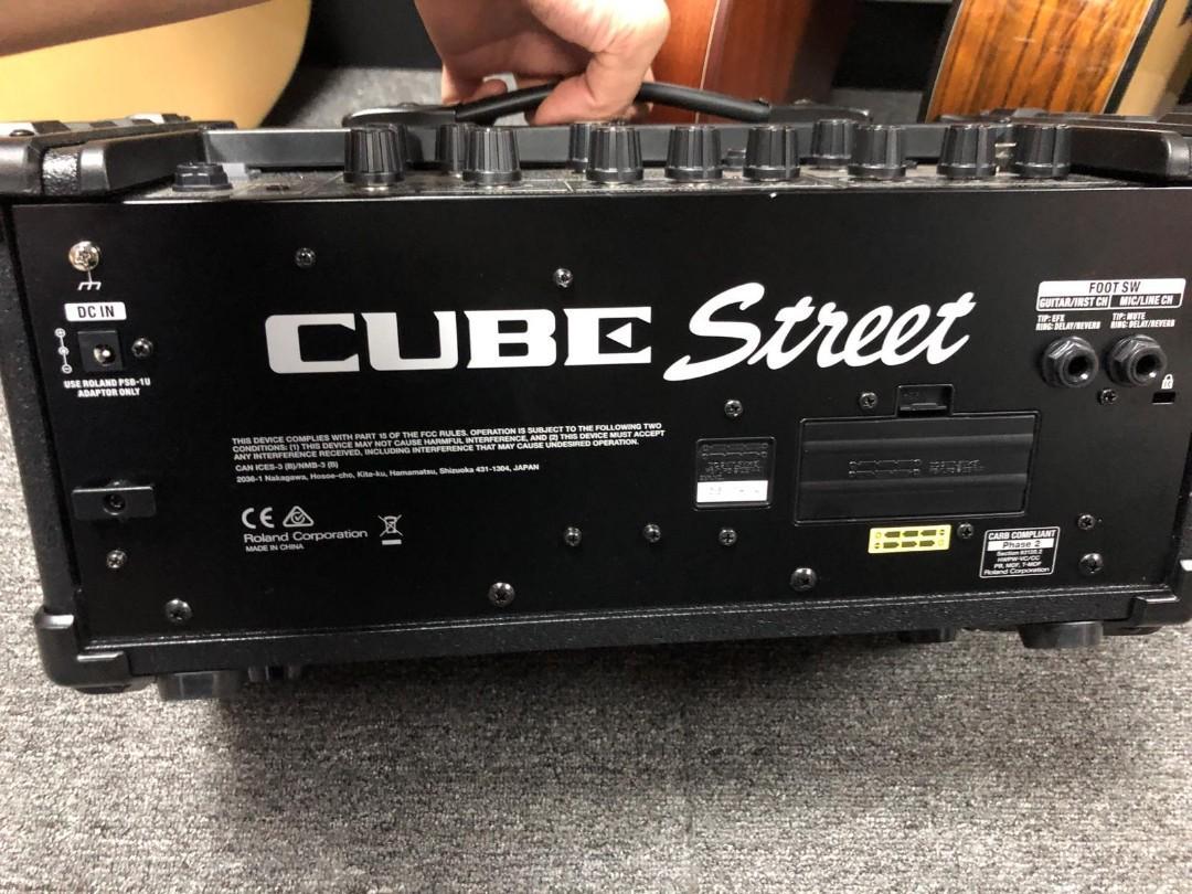 Roland Cube Street 音箱 街頭音箱 190523