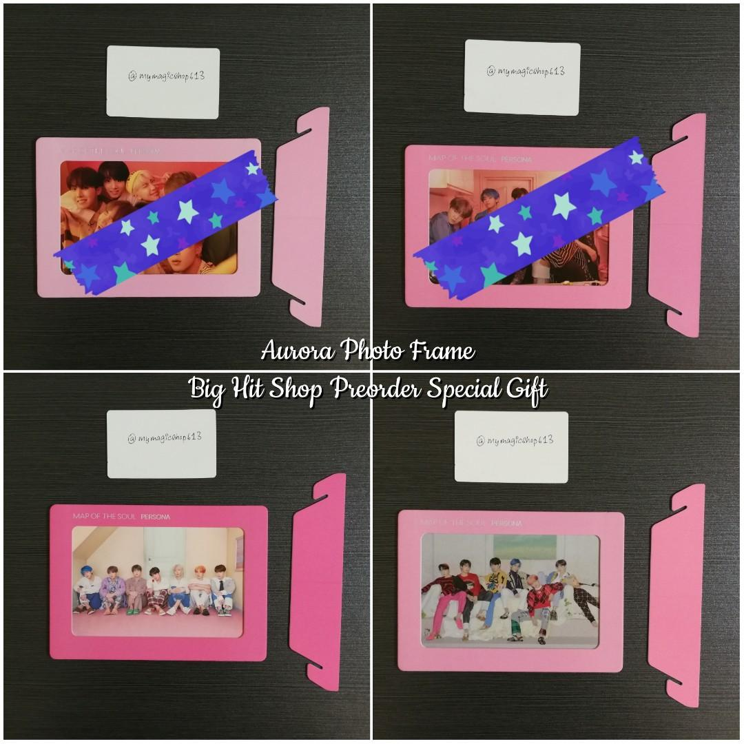 <SOLD> BTS LATEST ALBUM <MAP OF THE SOUL: PERSONA> FULL SET