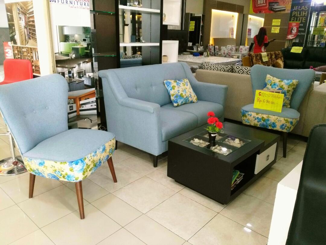 SOFA dan Furniture lainnya bisa di cicil