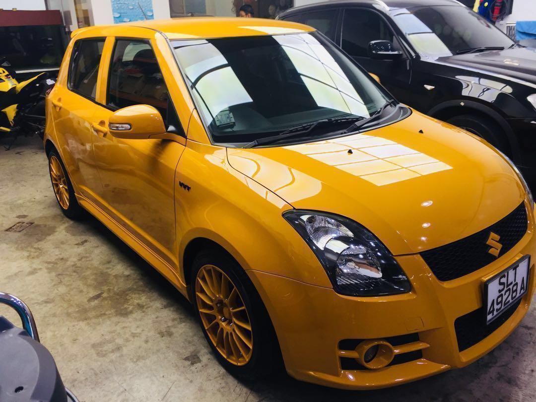 Suzuki Swift Sport 1.6 VVT 5-Dr Manual