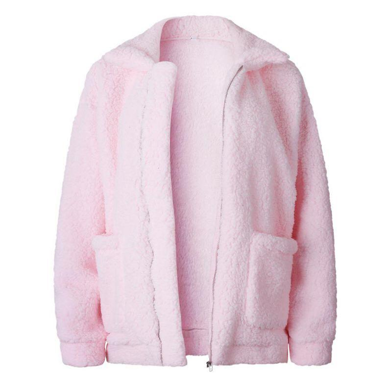 Teddy Coat Winter Jacket