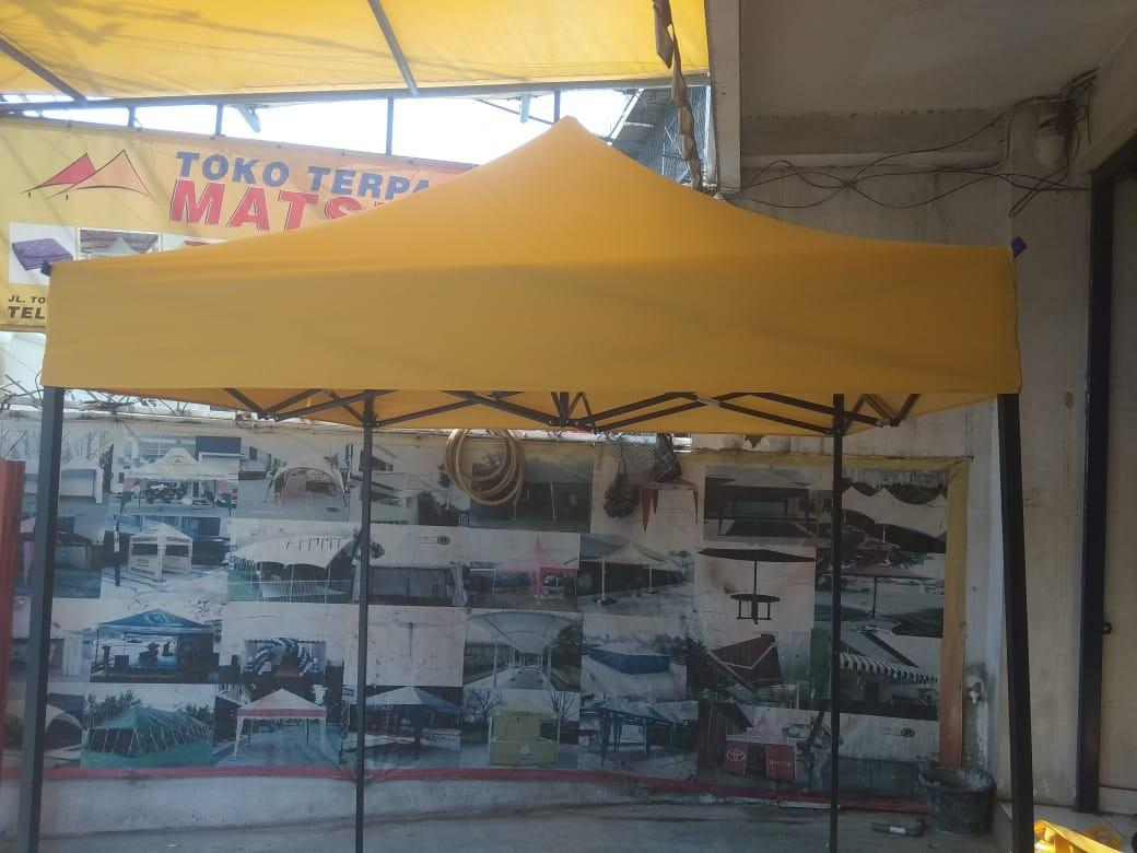 Tenda lipat uk 3x3