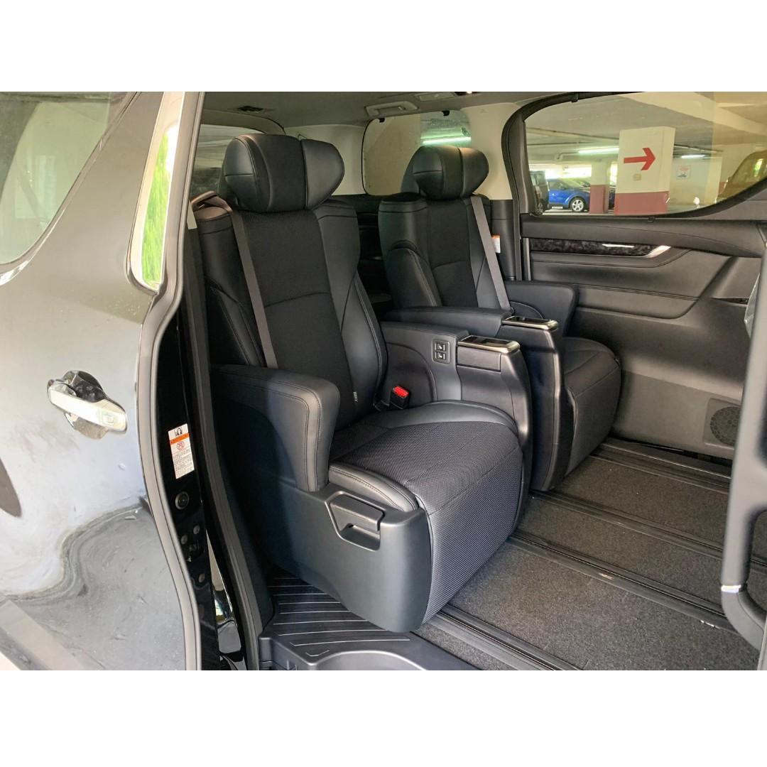 Toyota Alphard / Vellfire