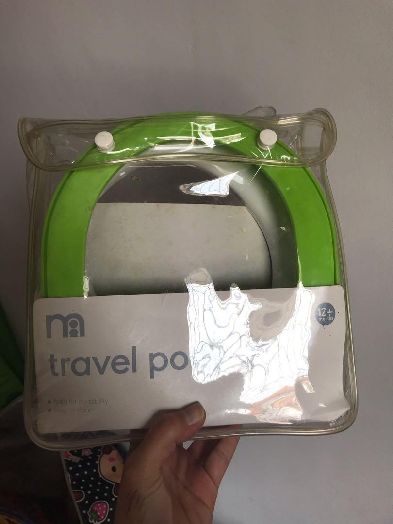 travel potty Mothercares