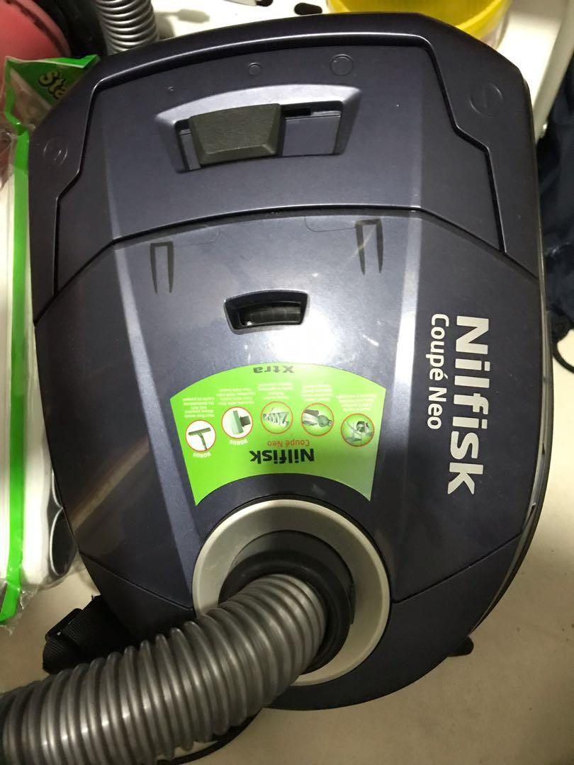 Sidste nye Vacuum Cleaner Nilfisk coupe neo australia, Home Appliances HH-38