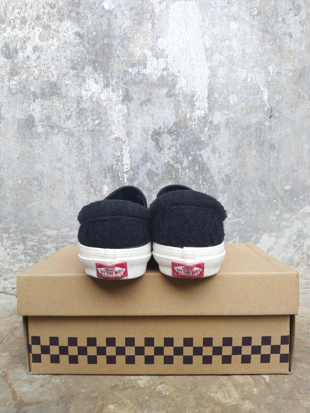 Vans Slip On Crochet Japan Market