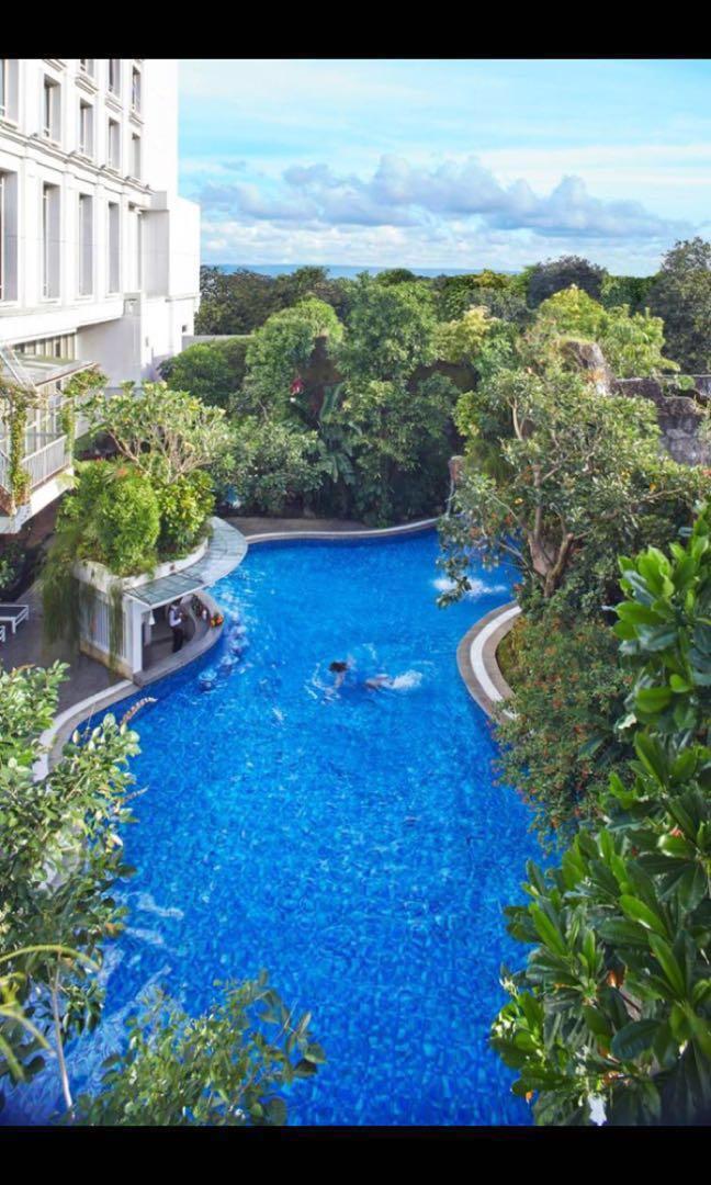 Voucher Hotel 1Night Stay Jambuluwuk Yogyakarta