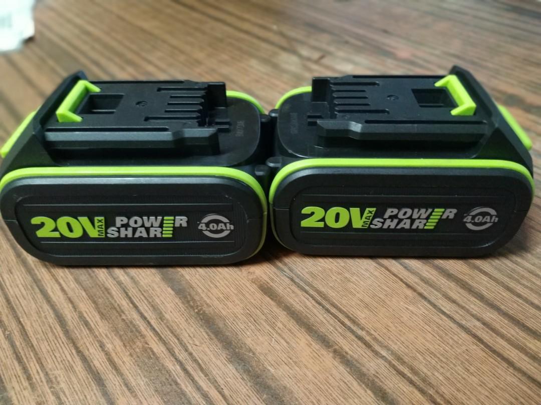 (特價中)Worx wu629 雙電版充電洗車水槍