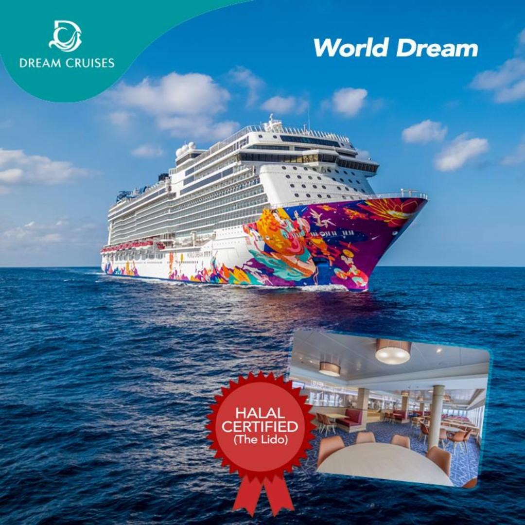 WTS Travel World Dream Flycruises